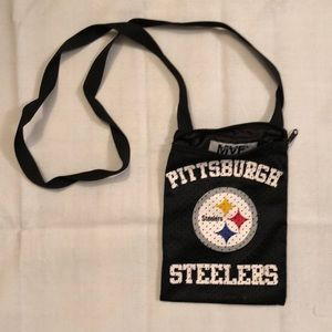 Pittsburgh Steelers Jersey Purse